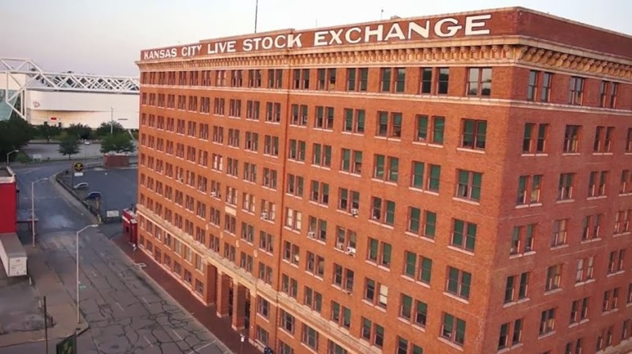 Kansas City Live Stock Exchange Building